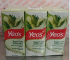 Picture of Yeo's Sugar Cane Drink 6each 250ml Pack