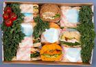 Picture of Vegetarian Panini Platter