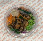 Picture of Salmon Teriyaki Poke Bowl Large
