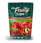 Picture of DJ&A Fruity Crisps Strawberry and Apple 25g