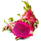 Picture of Dragon Fruit Red Half