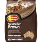 Picture of Sun Rice Australian Brown Rice 2kg