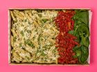Picture of Pesto Pasta Salad Platter Medium